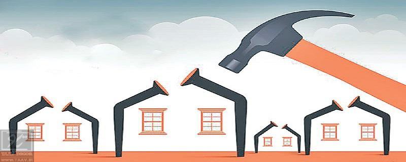 بازسازی ساختمان های اداری و تجاری- دفتر کاری که زیر و رو می شود! | پارتیشن و تجهیزات اداری تاو دکور